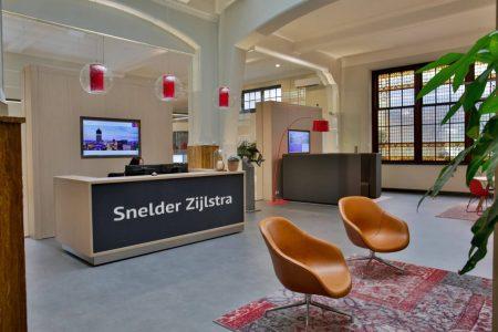 Snelder Zijlstra - Entree
