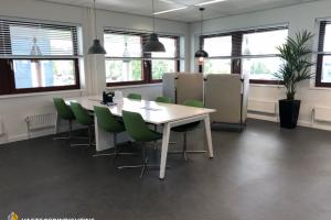 vergaderen kantoormeubilair