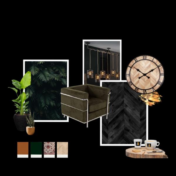 kantoor office concept design